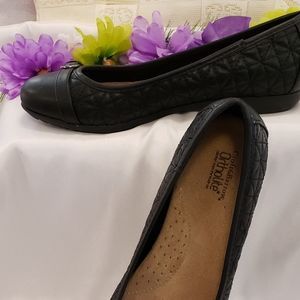 Croft & Barrow Ortholite slip on flats size 7.5M